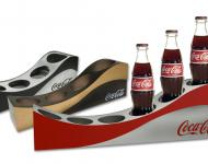 Expositor Display CocaCola