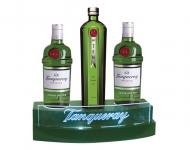 Display con iluminación Led Tanqueray