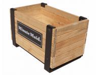 Macetero para exterior en madera