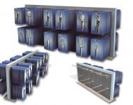 Expositor, dispensador formato Blister, apto para configuración en bandeja